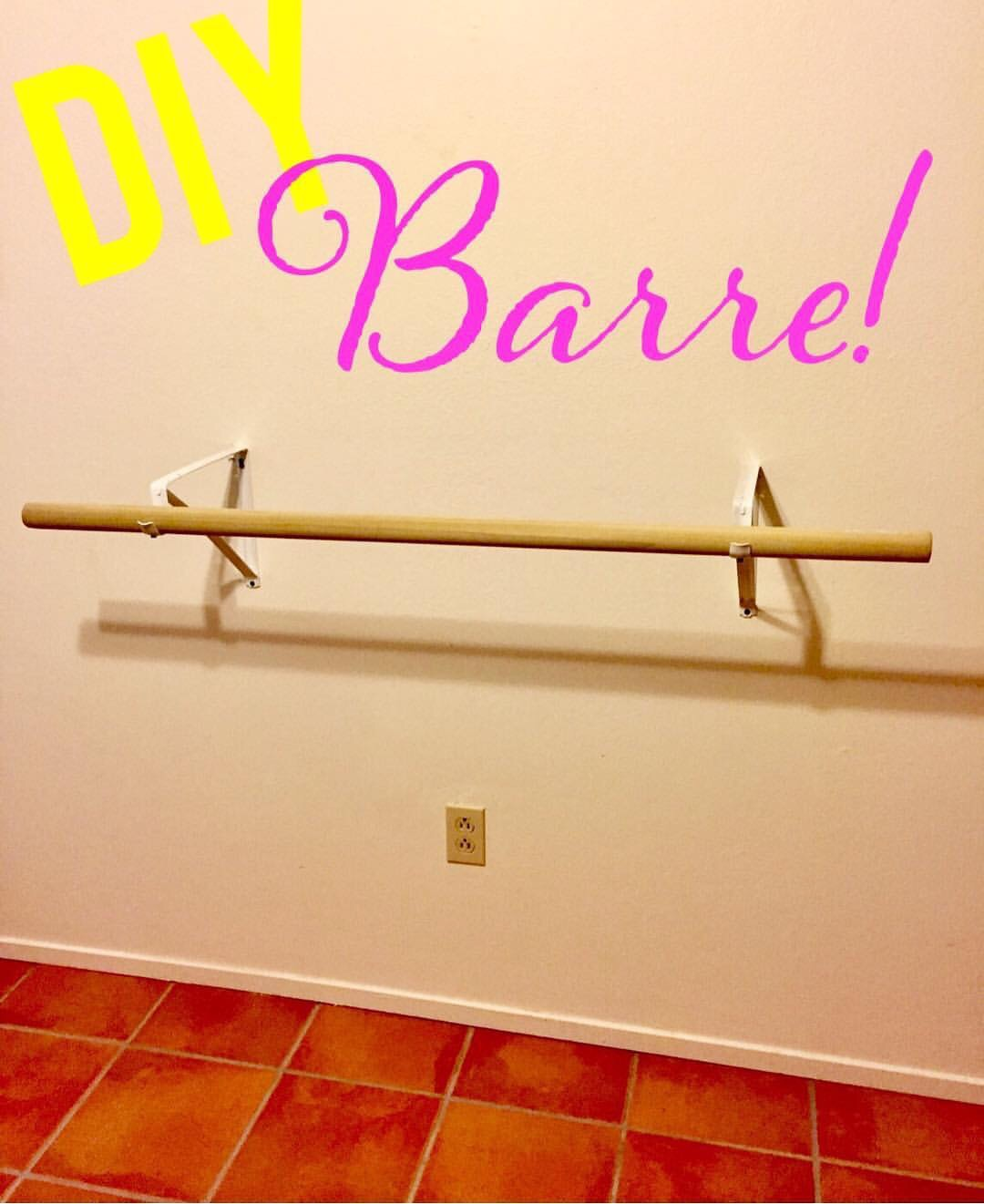 Diy Ballet Barre Killer Physique 57 Barre Workout Streaming Hot